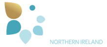 Cancer Focus NI 50th anniversary logo