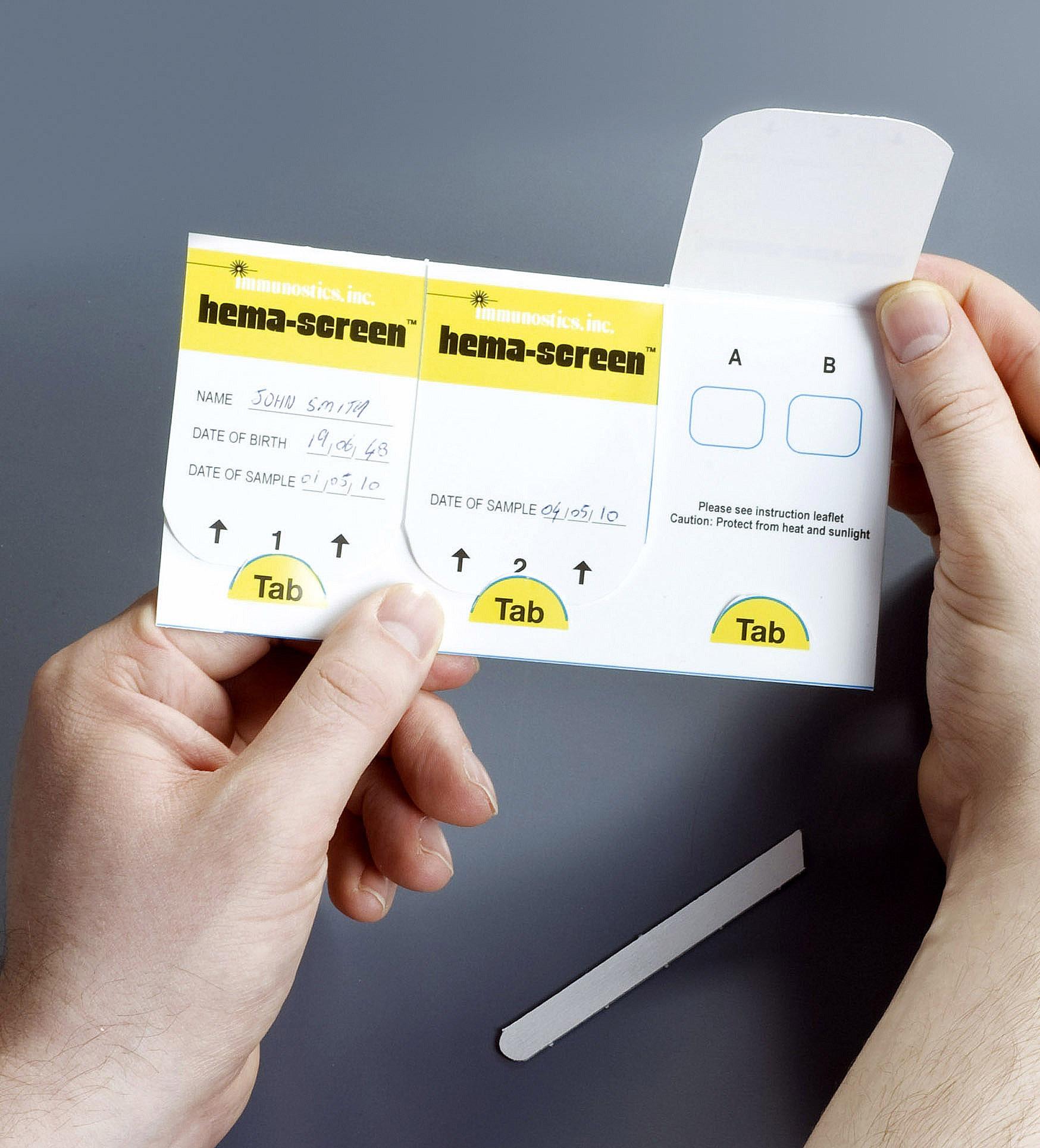 Colon Cancer Home Test Kit