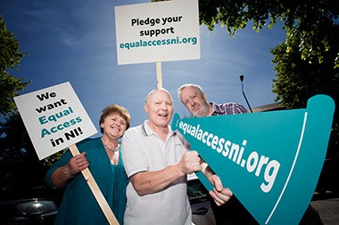 campaigning-equal-access
