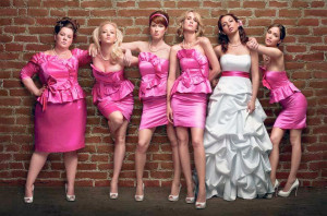 Galentines Day Bridesmaids Screening