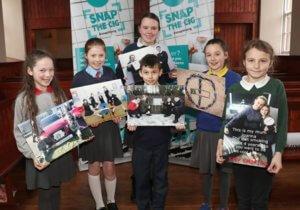 'Snap the Cig' winners