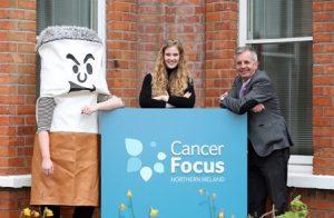 Cancer Focus Ni celebrates 10 years smoke-free in workplaces.