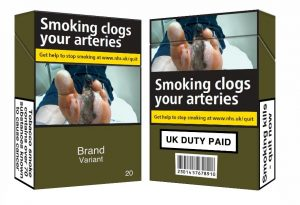 plain packs