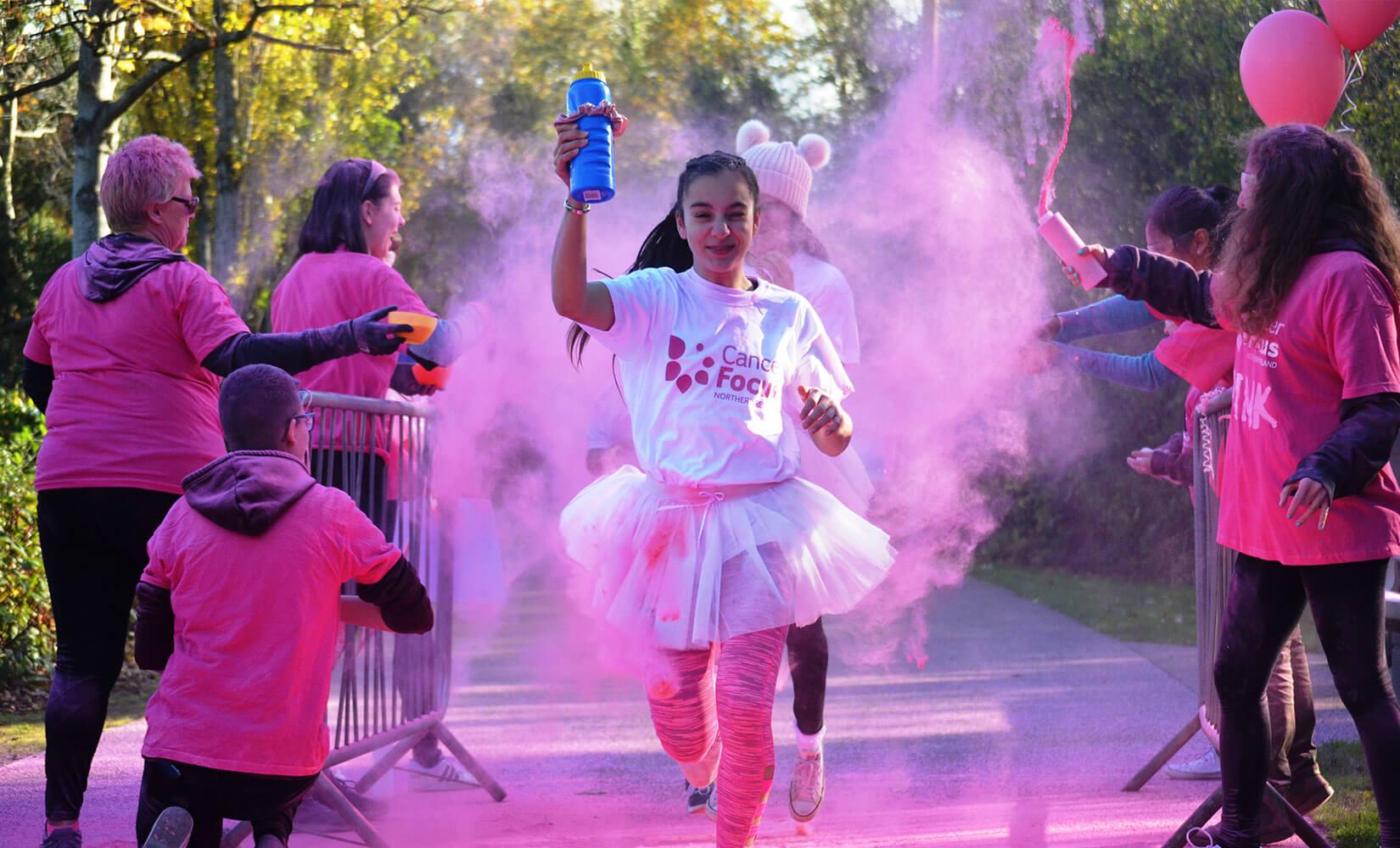 The Pink Run 2018