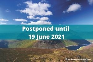 Mourne Seven Summits – 19 June 2021 (previously 20 June 2020)