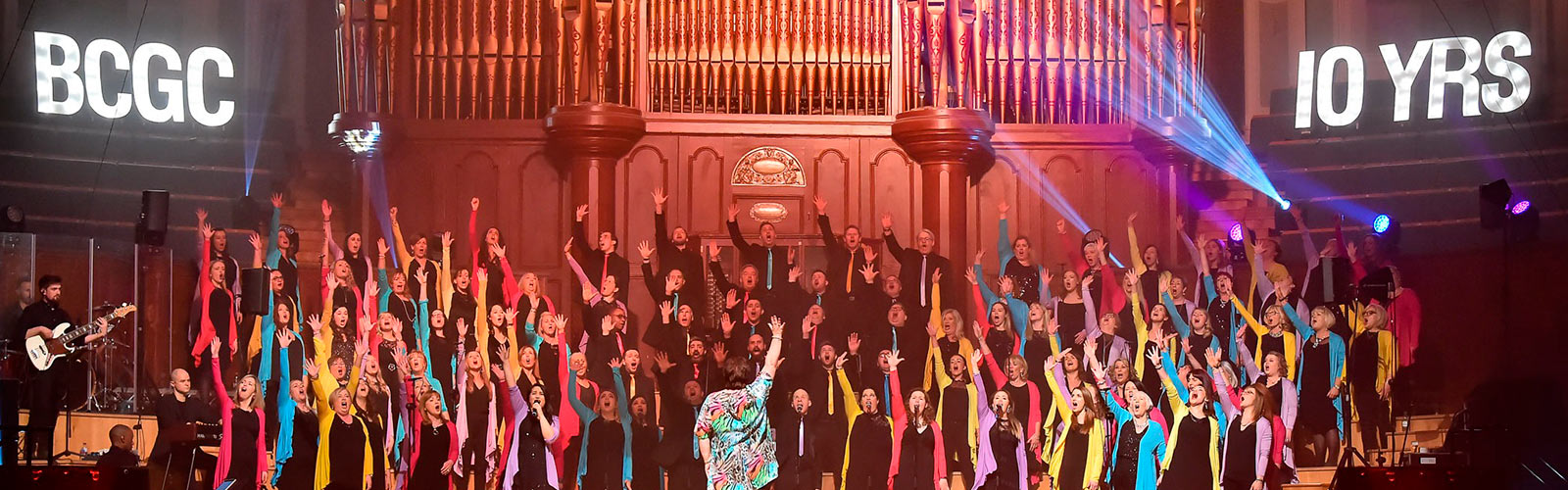 Belfast Community Gospel Choir Concert – 28 September 2019