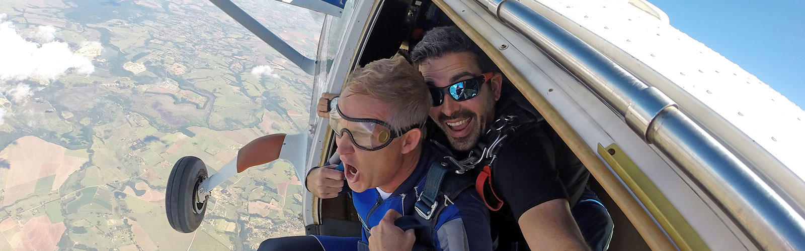 Skydive for Cancer Focus NI – Anytime