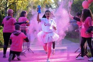 The Virtual Pink Run