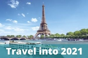 Spring Raffle 2020 – Travel into 2021
