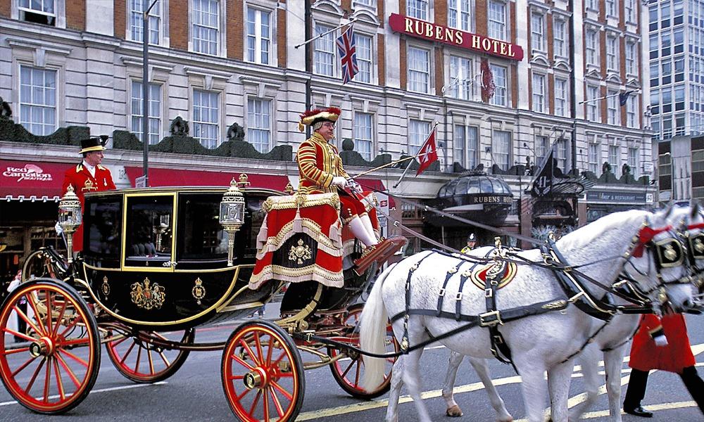 5* Rubens At The Palace Hotel, London