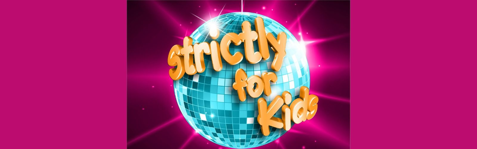 Strictly for Kids – register before 23 September 2019
