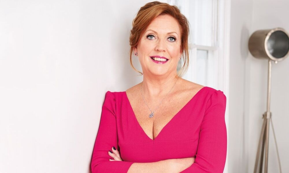 Jenny Campbell, Ladies' Business Breakfast