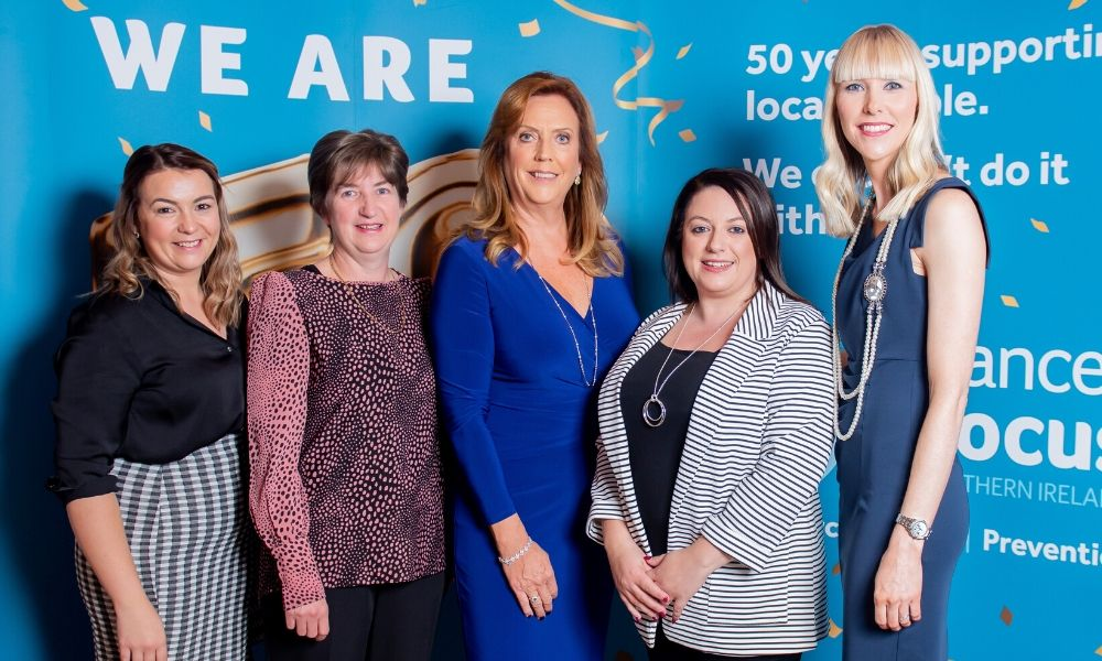 Ladies'Business Breakfast with former Dragons' Den star Jenny Campbell