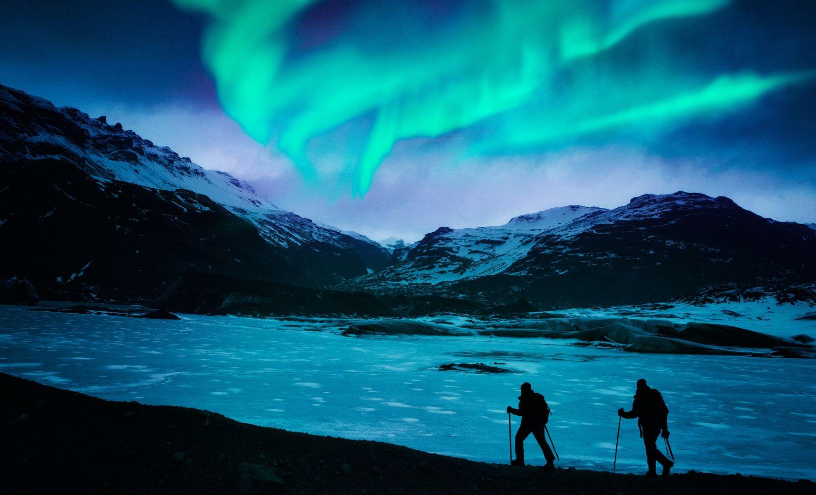 Arctic Trek – March 2021