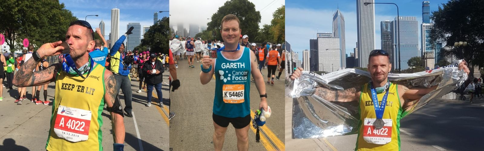 Chicago Marathon – 10 October 2021