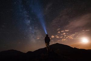 Slieve Donard Moonlit Walk – Friday 6 November 2020
