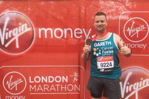 London Marathon – 3 October 2021