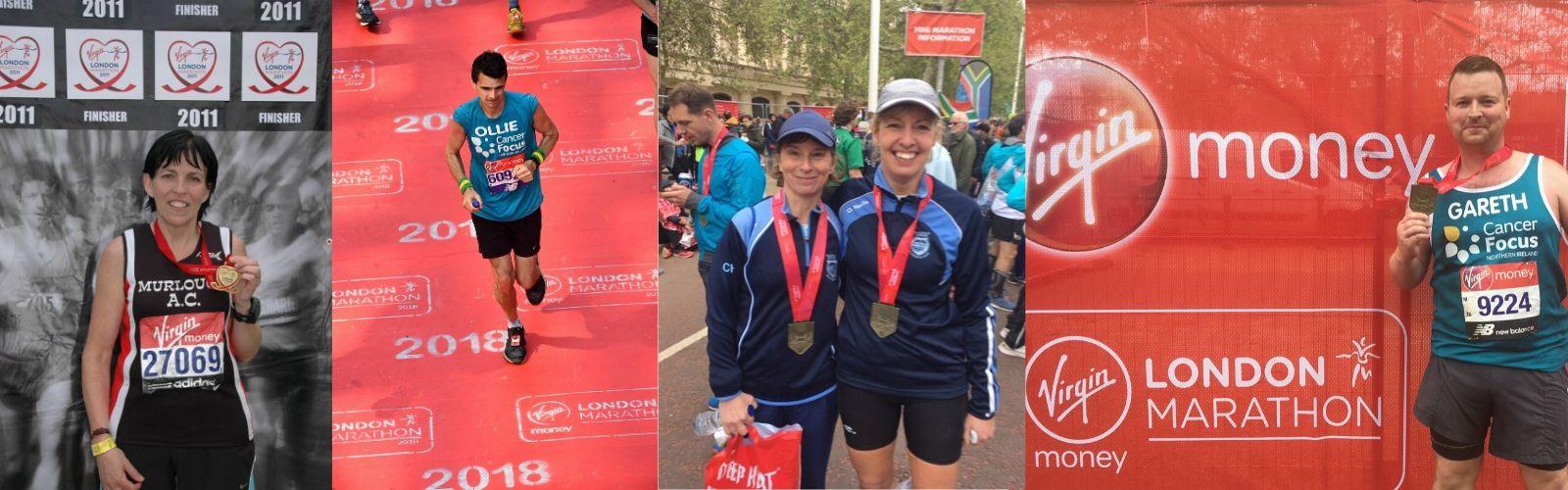 London Marathon – 25 April 2021