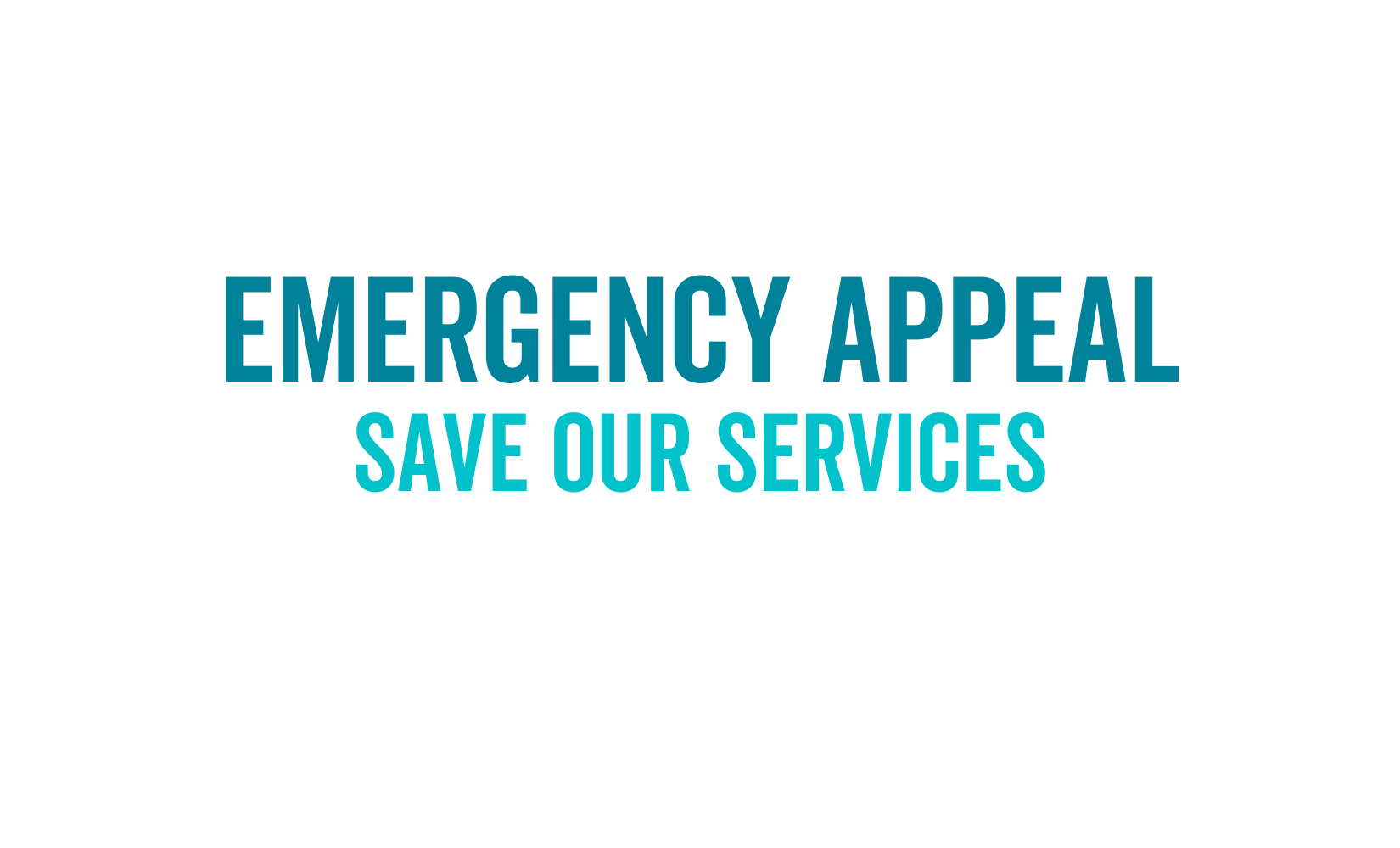 Emergency Appeal