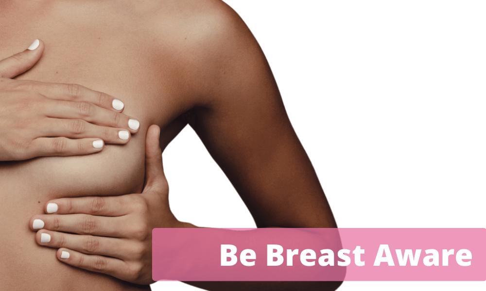 be breast aware button SYG GNI