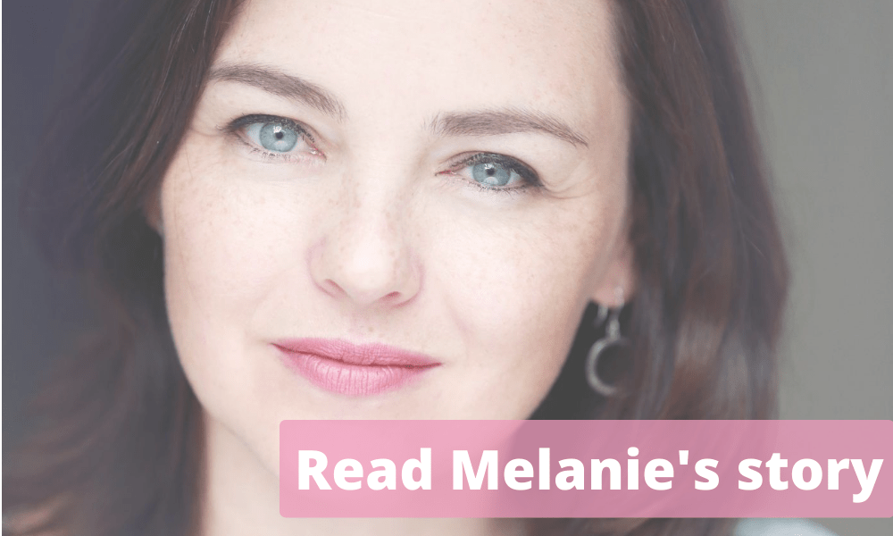 Melanie clarke pullen button GNI SYG breast cancer