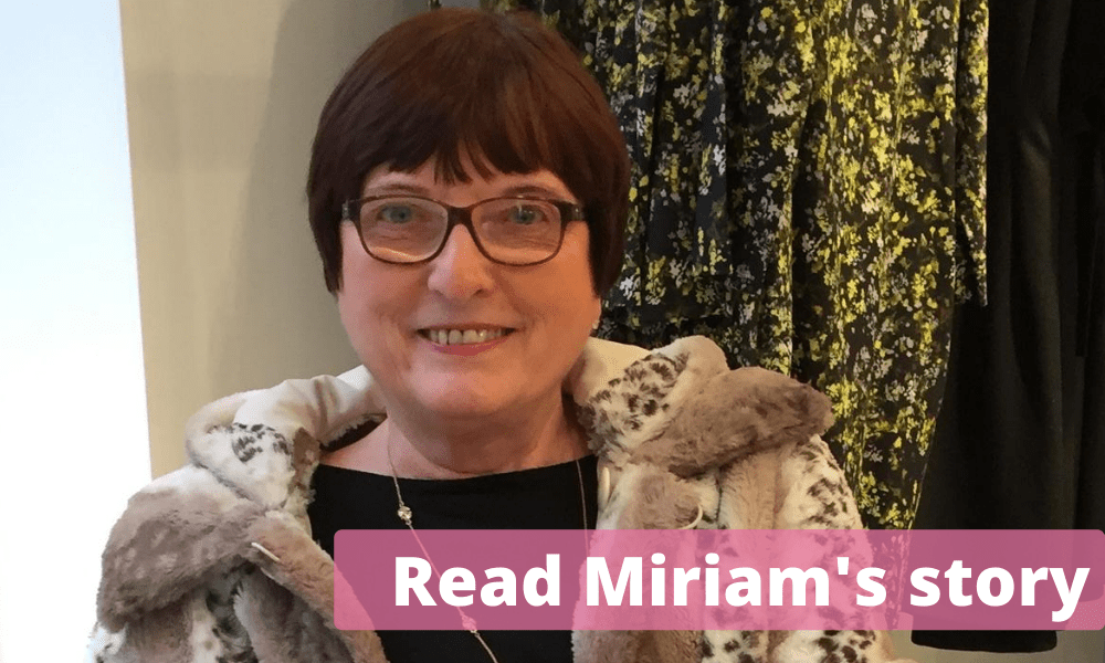 Miriam Hamilton's breast cancer story