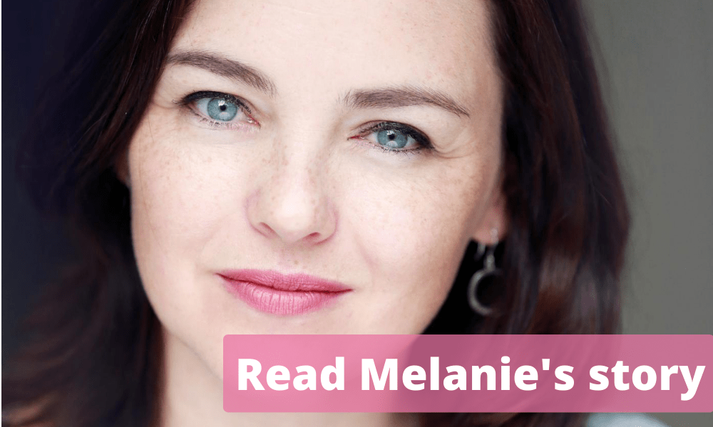 Melanie Clarke Pullen breast cancer story
