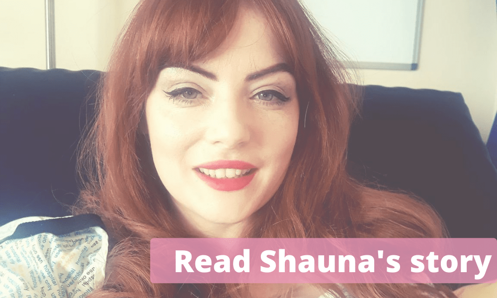 Shauna Lawson breast cancer personal stories breast cancer diagnosis SYG GNI