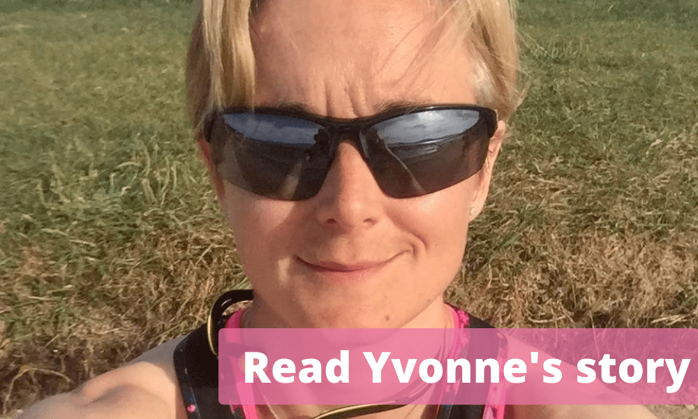 Yvonne Alderdice's breast cancer story girls night in Support Your Girls
