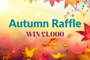 Autumn Raffle 2020!