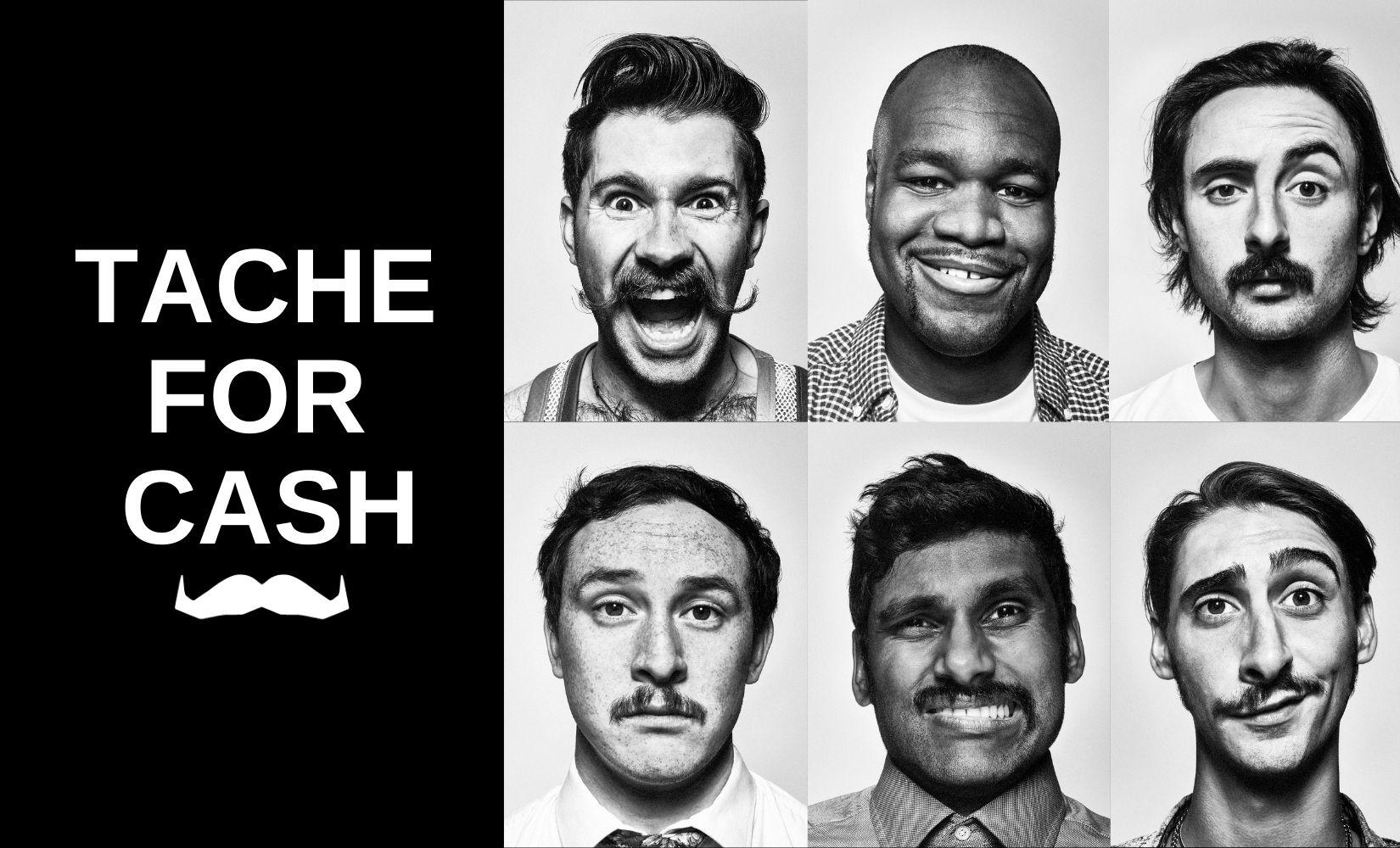 Tache for Cash – November 2020