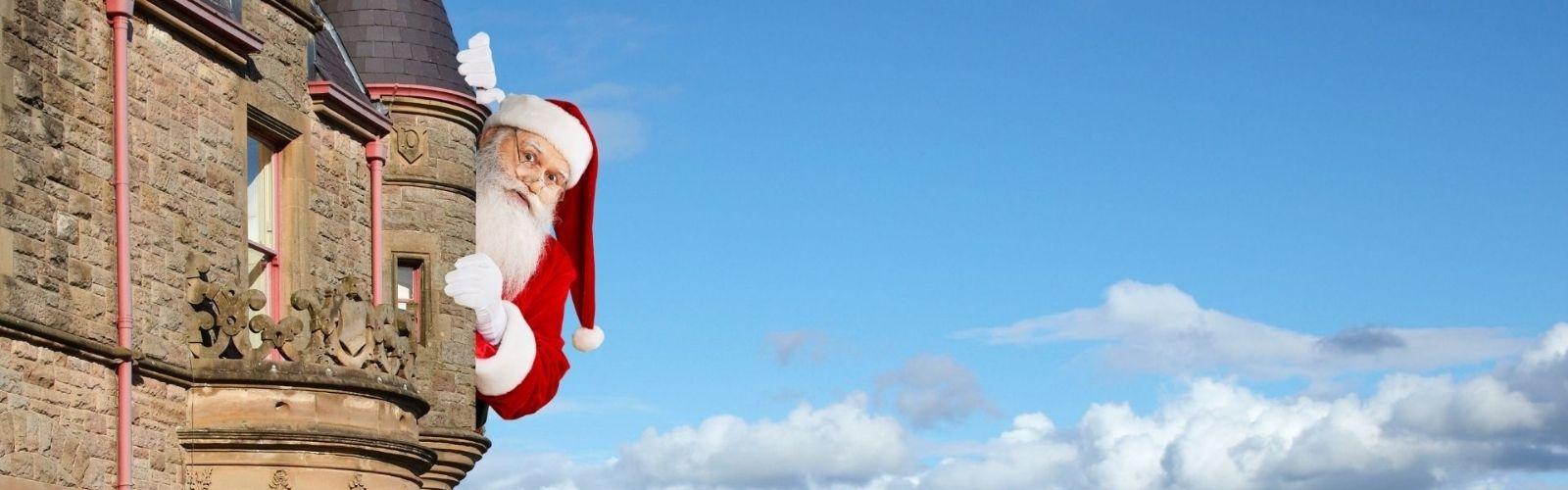 Santa Abseil – 5th December 2021