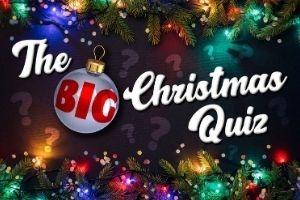 The BIG Christmas Quiz