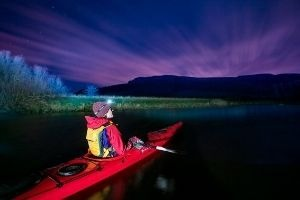 Moonlight Kayak on River Roe, Limavady – 27th August 2021