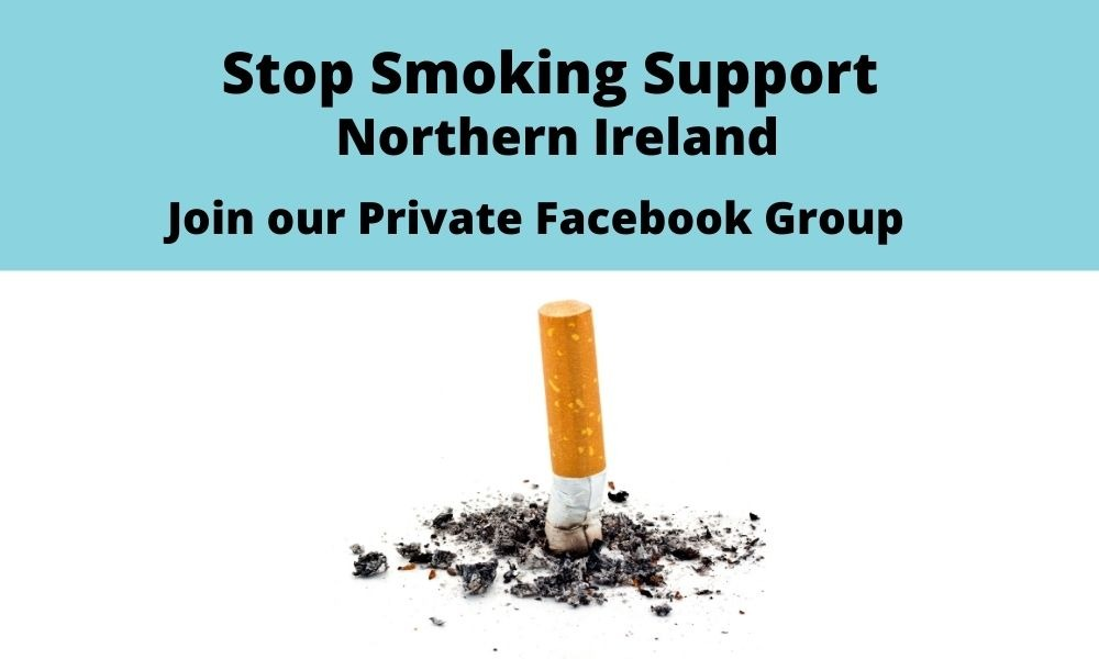 Stop Smoking Support Facebook Group