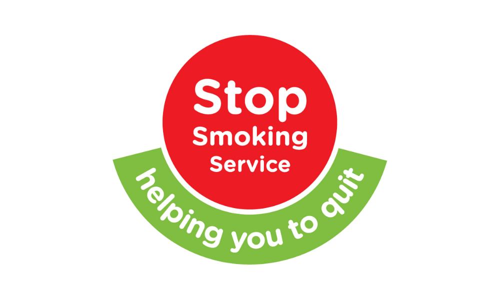 Quit smoking - hand refusing a cigarette - stop smoking month