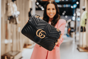 Support Your Girls – Win an Authentic Gucci Handbag!
